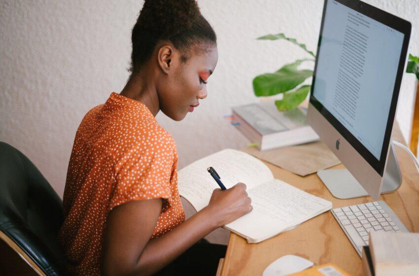 4 tips voor de beste thuiswerkplek!