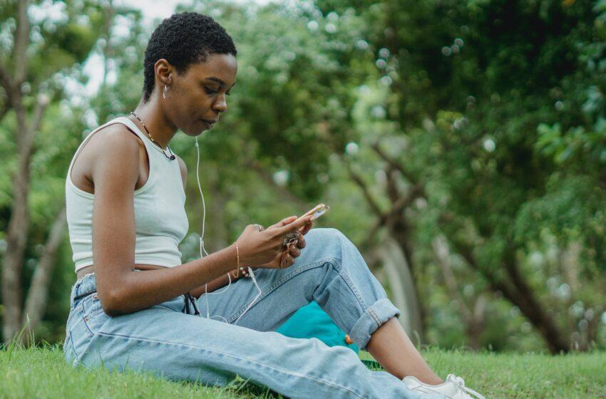 5 Dingen die je buiten in je eentje kunt doen